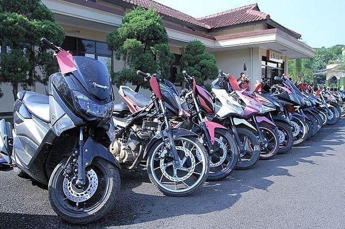 Ilustrasi. Daftar Motor Sitaan Curanmor di Polres Bogor, Buruan Cek Ada BeAT Sampai NMAX