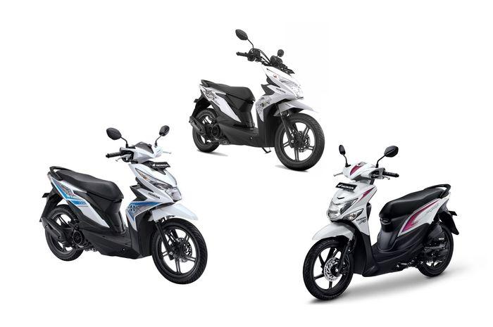Ilustrasi Honda BeAT series