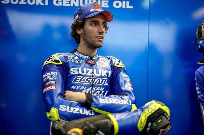 Suzuki ingin Alex Rins Fokus raih kemenangan