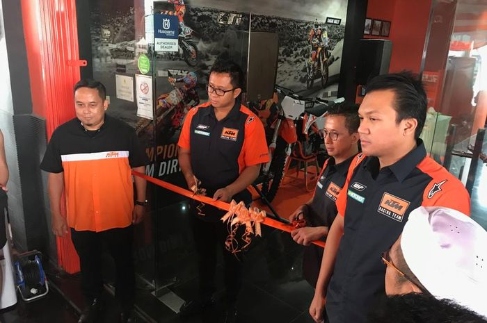 Launching KTM Bogor