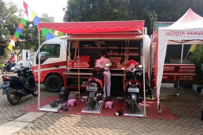 AHASS Mobile Service Semok