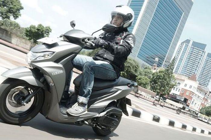 Yamaha FreeGo, ada yang sudah pakai ABS