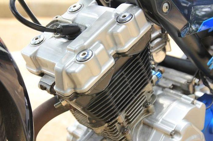 Mesin Suzuki Satria FU 150 jadi 230 cc