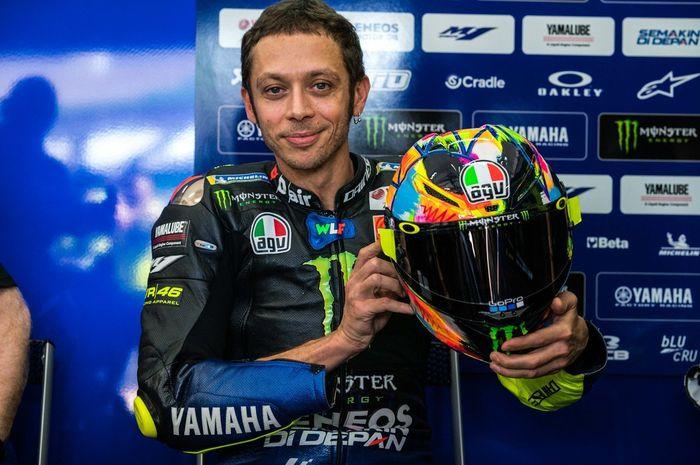 Valentino Rossi komentari penampilan Francesco Bagnia di tes pramusim MotoGP 2019 Sepang
