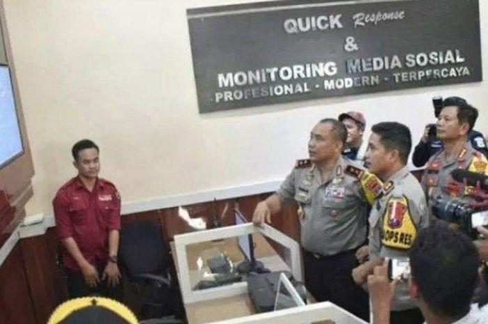 Kunjungan Kapolda Kalsel ke Polres Banjarbaru