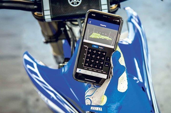 Aplikasi setting mesin Yamaha Power Tuner