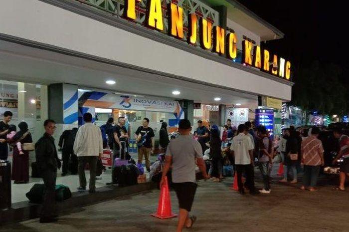 Stasiun Tanjungkarang, Bandar Lampung