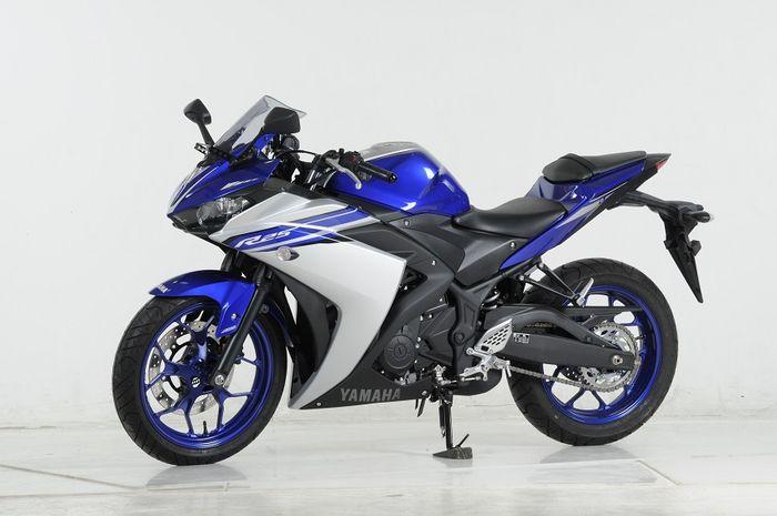 , Yamaha YZFR25