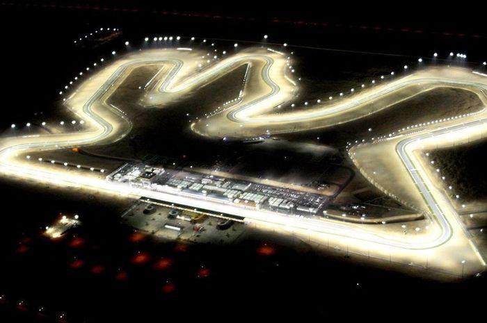 MotoGP Qatar bikin sejarah gelar balap malam musim 2008 silam