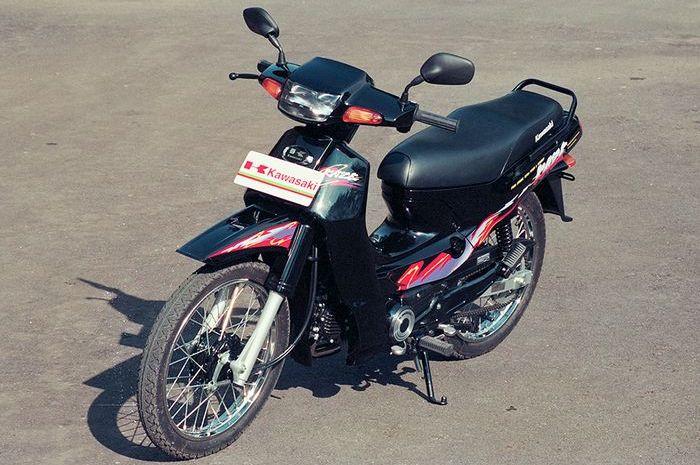 Kawasaki Kaze generasi pertama.