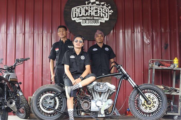 Rockers Motorcycle Customs (RMC)