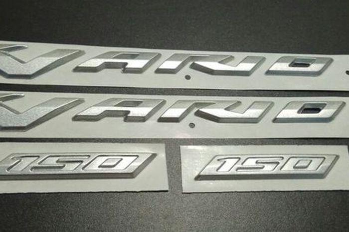 Emblem Honda Vario 150