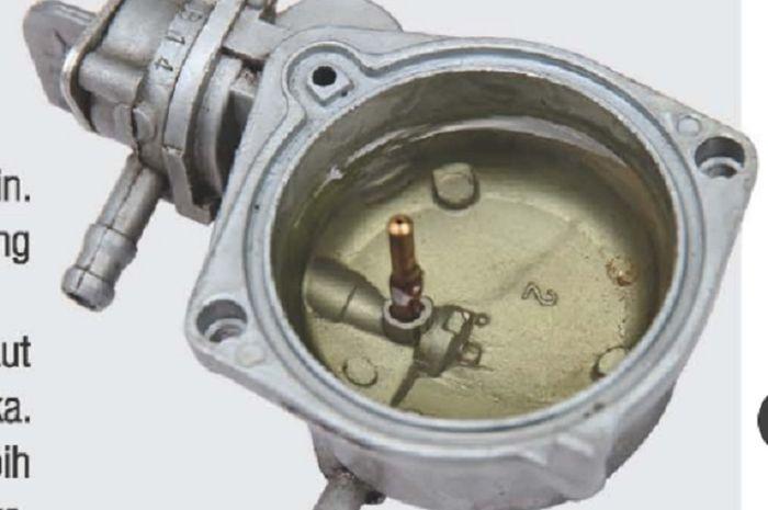 karbulator banjir bensin