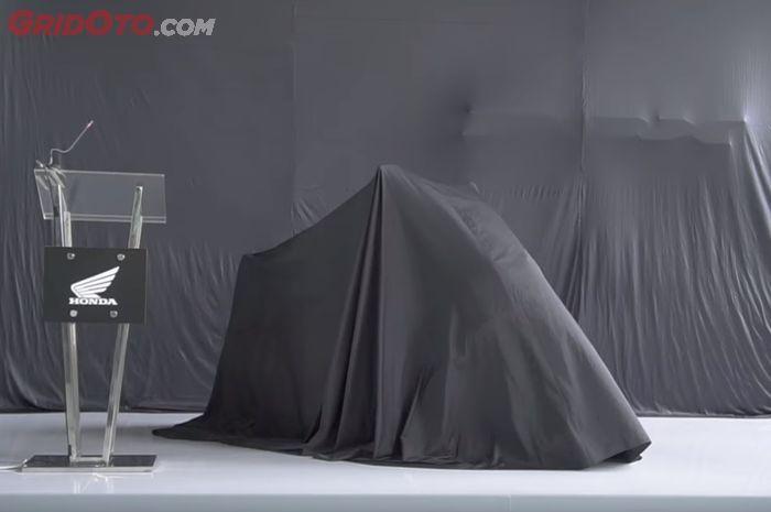 Ilustrasi Motor Baru Honda