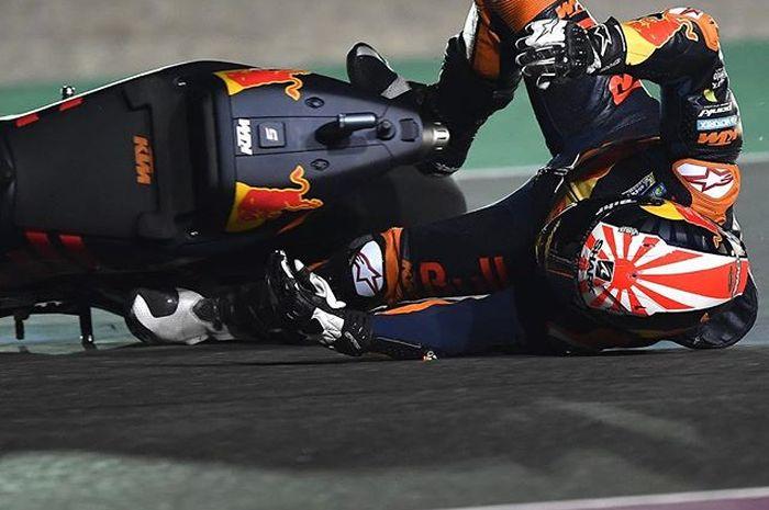 Johann Zarco merasa sedih bersama KTM