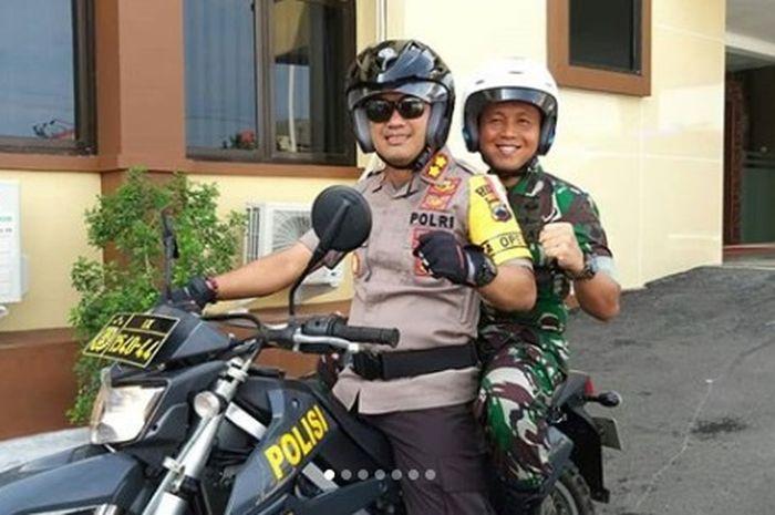 Polisi dan TNI siap amankan jalannya Pemilu 2019