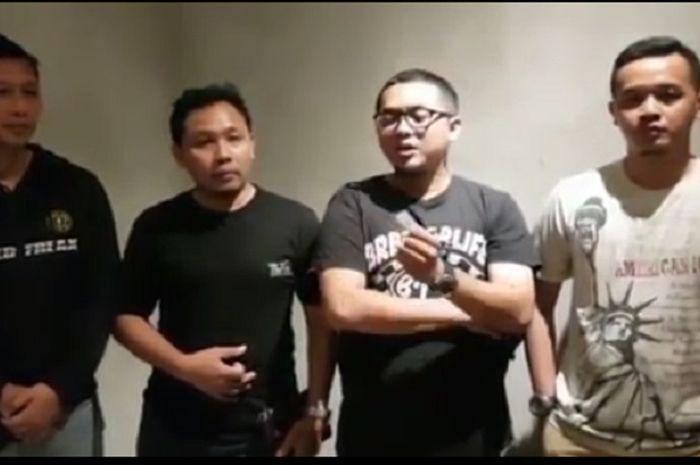 Balapan di Surabaya akhirnya dibatalkan