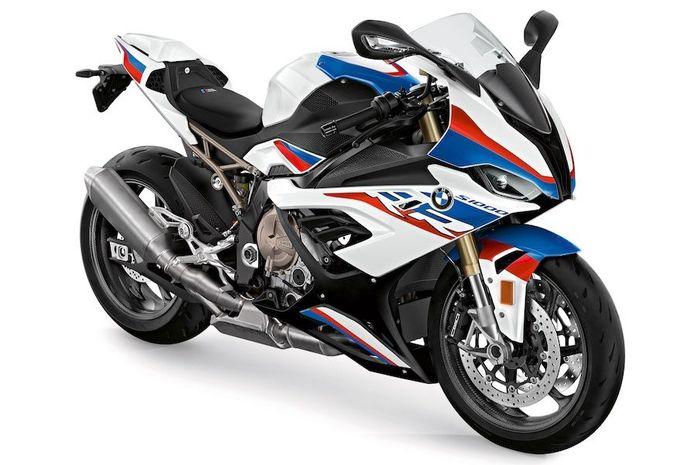 BMW S 1000 RR M Package, superbike terbaru BMW Motorrad