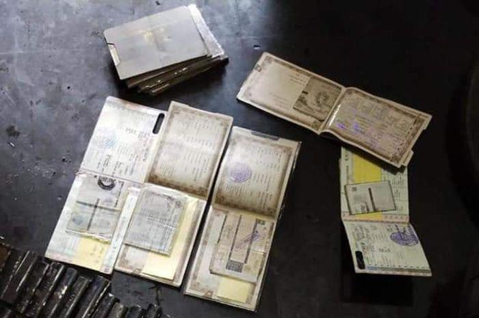 Dijual Stnk Dan Bpkb Asli Alias Bukan Palsu Ini Daftar