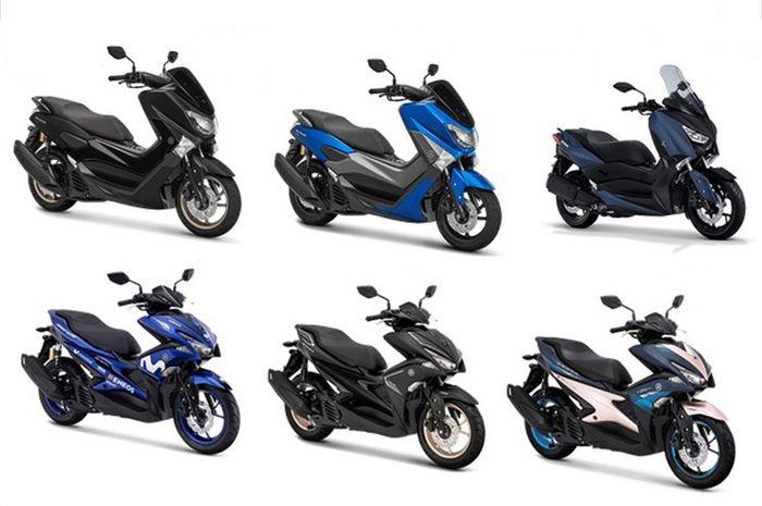Diskon DP Motor Baru Yamaha Menggila, Ini Rincian ...