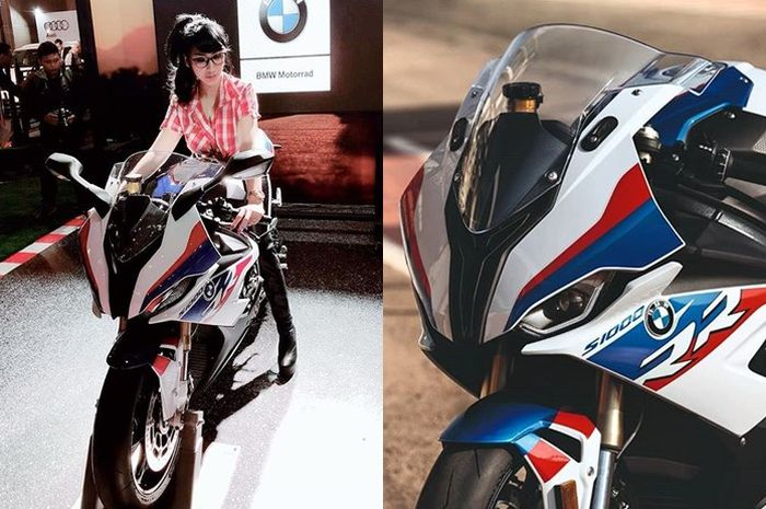 BMW Motorrad meluncurkan S1000RR 2019