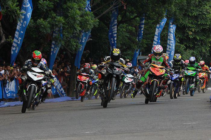 Boyolali menjadi kota pertama gelaran Yamaha Cup Race 2019