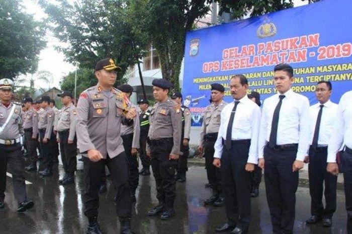 Polres Palopo gelar Operasi keselamatan