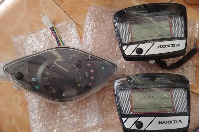 Speedometer digital aftermarket untuk motor lawas