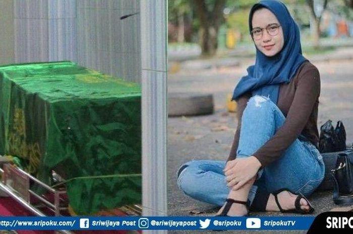Vera Oktarina, korban mutilasi yang diduga dilakukan oleh oknum TNI yang merupakan kekasihnya sendiri