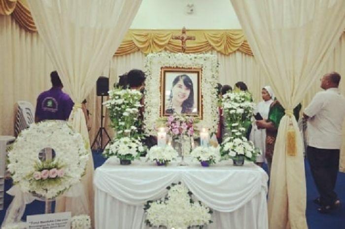 Ira Susanti Handoko korban begal di Batam.