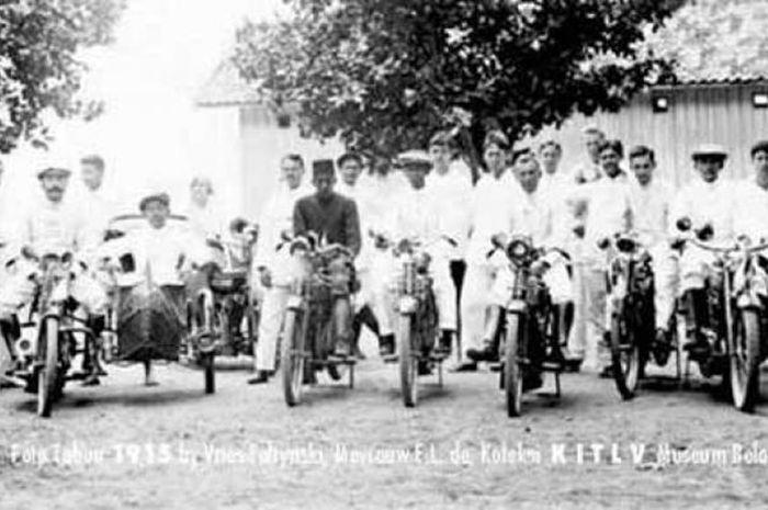 Geng motor pertama di Indonesia ada di Jakarta
