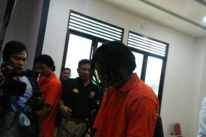 Pelaku pembacokan peserta SOTR di Setiabudi diciduk