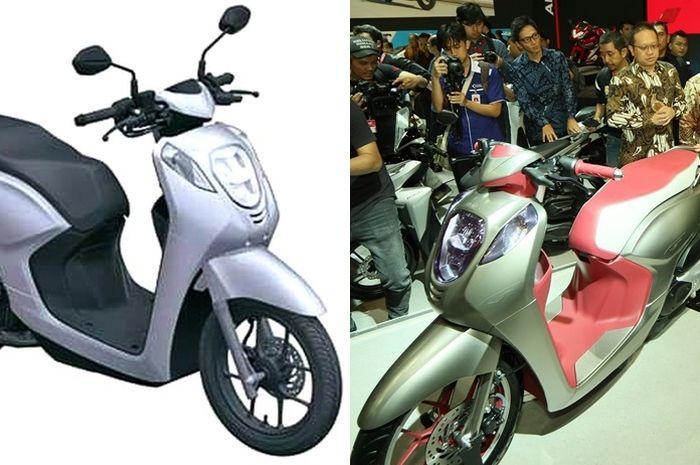 Apa ini Honda Scoopy 150 cc?