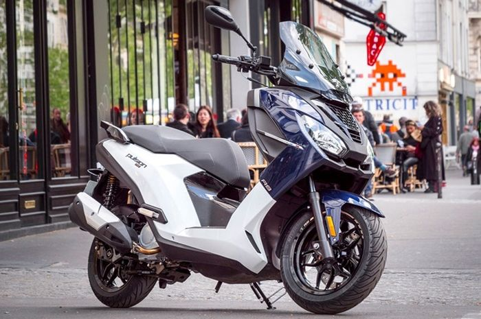 Peugeot Pulsion 125 2019 jadi kompetitor Yamaha NMAX dan Honda PCX