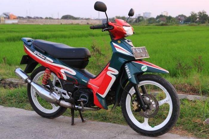 Yamaha F1zr Caltex Edition Dulu Malas Dipakai Sekarang