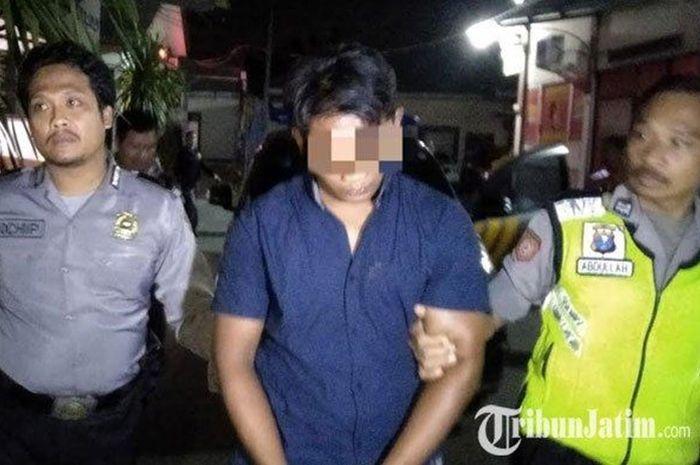 Pemotor cabul diciduk polisi Sidoarjo