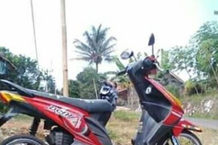 Honda BeAT pakai ban cacing dibully netizen.