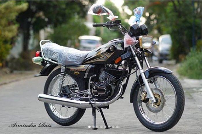 Yamaha RX King special edition dijual.