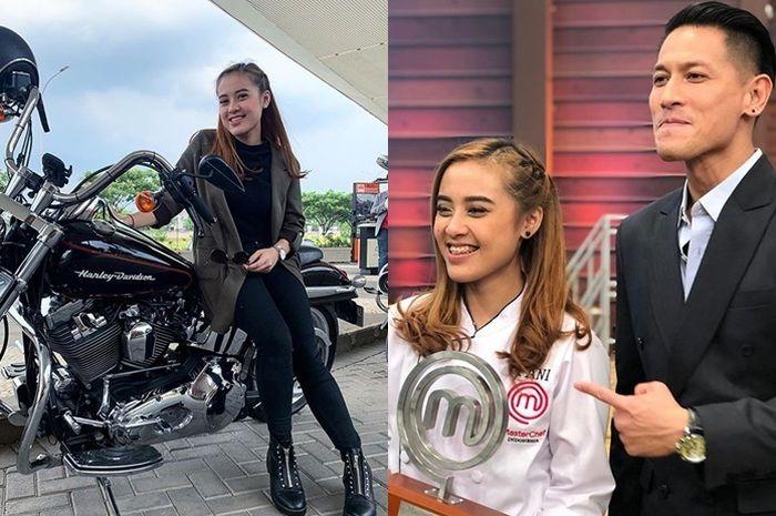 Stefani Horison juara MasterChef Indonesia