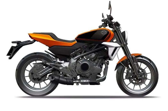 Harley-Davidson Siap Bikin Motor Kecil, Benelli Indonesia Bersiap Diri