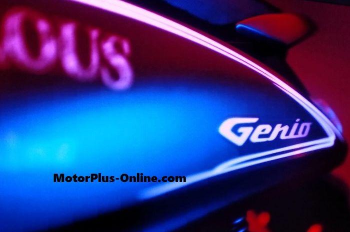 Honda Genio.