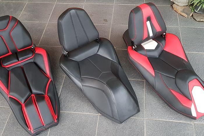 Pilihan jok PCX 150 model Vultus