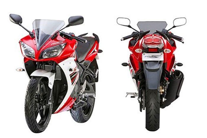 Yamaha R15 model lama masih dijual