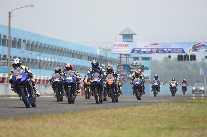 Kelas Sport 150 cc Open Yamaha Sunday Race 2019