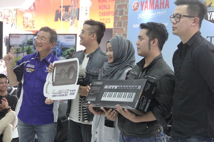 Juara 1 Lexi Jingle Competition (Adiyatma Apta Daniswara & tim)