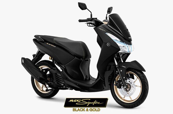 Yamaha Lexi punya cicilan dan uang muka yang murah.