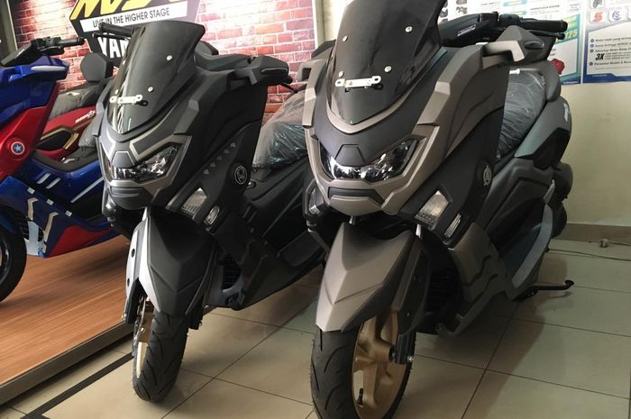 Yamaha NMAX usung body kit Ironmax