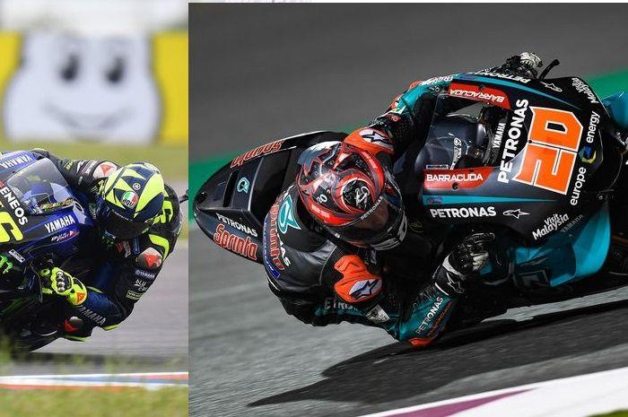 Valentino Rossi yakin Fabio Quartararo akan diperebutkan banyak tim di MotoGP