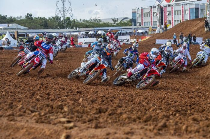 Qualifying Race MXGP Indonesia 2019 Palembang
