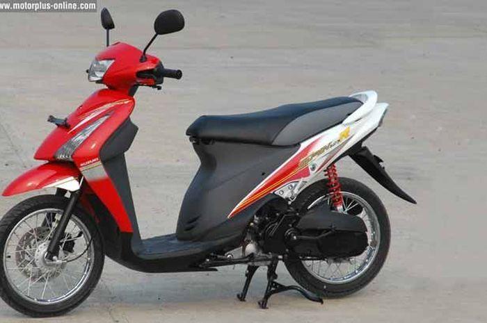 Suzuki Spin tahun 2006, sekarang bisa ditebus Rp 3 jutaan